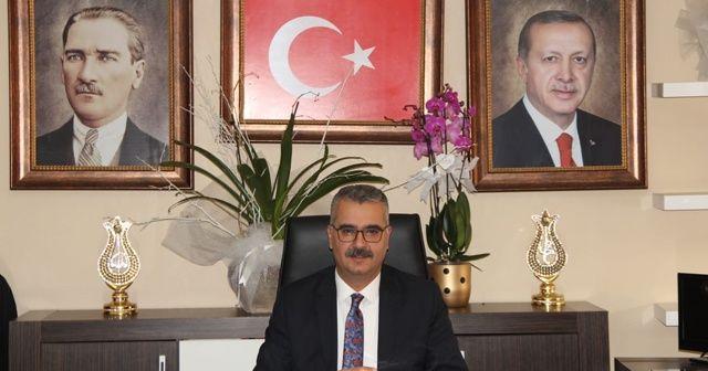 """AK Parti'den """"Biz Bize Yeteriz Türkiyem"""" kampanyasına destek"""