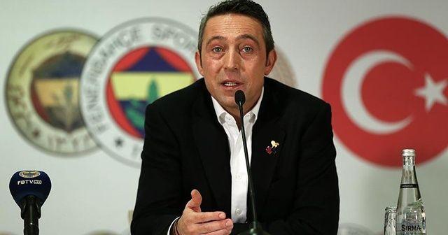 Ali Koç'tan Cenk Renda'nın durumu hakkında açıklama ve kulüp çalışanlarına mesaj