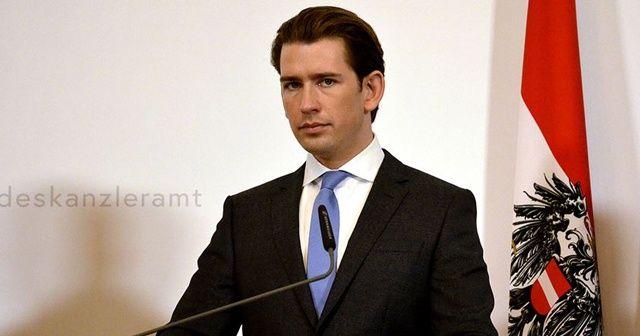 Avusturya Başbakanı Kurz'dan 'barış bölgesi' önerisi