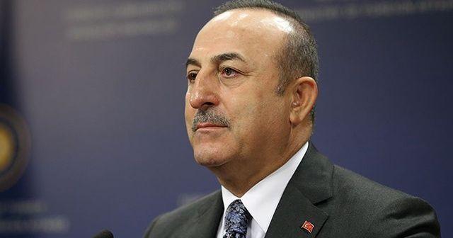 Bakan Çavuşoğlu, NATO Genel Sekreteri Stoltenberg'le görüştü