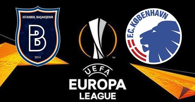 Başakşehir Kopenhag maçı canlı izle! Başakşehir Kopenhag maçını şifresiz veren kanal!