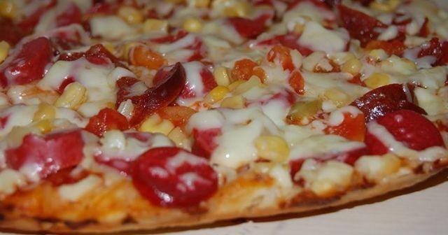Bayatlamayan kuru mayalı mini pizza tarifi, Bayatlamayan Nefis Pufuduk Yumuşacık Kuru Mayalı Mini Pizza Tarifi