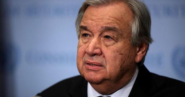 BM'den Libya'daki 'insani ateşkese' destek