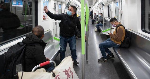 Çin'de 45 korona virüsü vakası kayda geçti