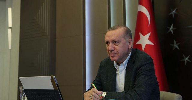 Cumhurbaşkanı Erdoğan, video konferansla G20 Liderler Olağanüstü Zirvesi'ne katılacak