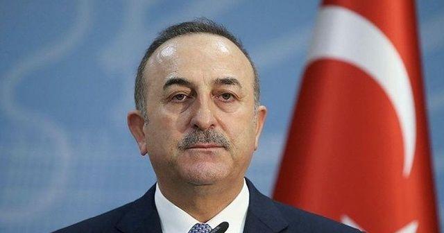 Dışişleri Bakanı Mevlüt Çavuşoğlu, İspanya Dışişleri Bakanı Arancha Gonzalez Laya ile görüştü