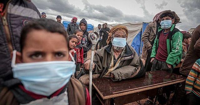 Esad rejimi ilk koronavirüs vakasını açıkladı