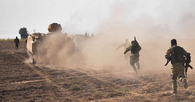 Esad rejimi ve SMO, Bab'ın güneyinde çatıştı