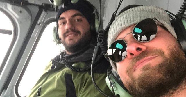 Everest'te mahsur kalan Türk vatandaşlar kurtarıldı