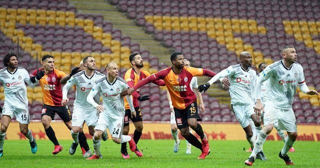 Galatasaray evindeki yenilmezliğini 8'e çıkardı