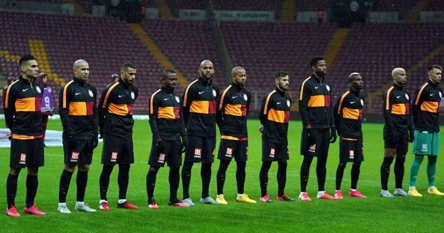 Galatasaray'ın bu sezonki derbilerini tamamladı