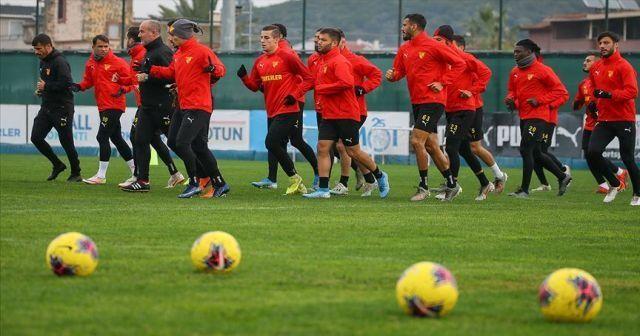 Göztepeli futbolcular ve teknik heyetin Kovid-19 testleri belli oldu