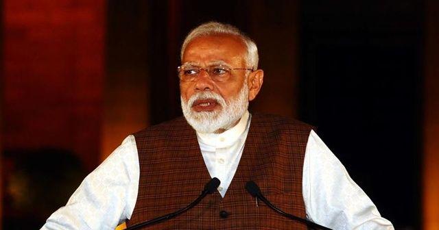 Hindistan Başbakanı Modi'den Kovid-19 önlemleri için özür