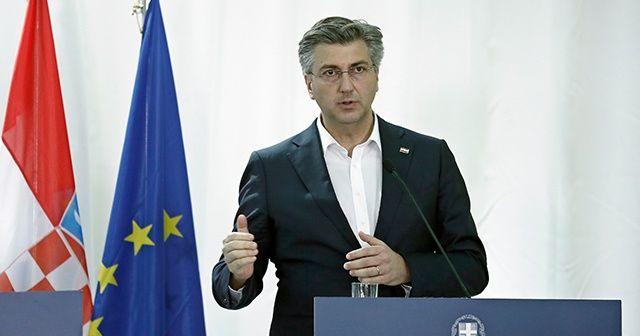 Hırvatistan Başbakanı Plenkovic: Yunanistan'dan mülteci çocukları almaya hazırız