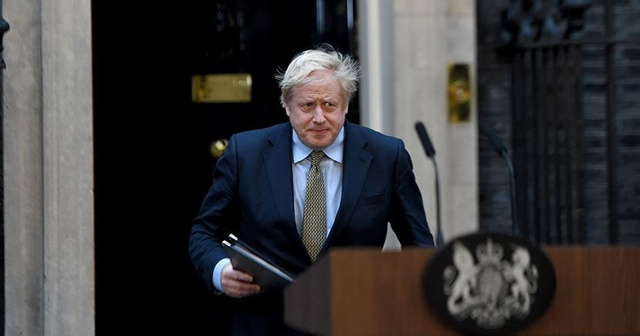 İngiltere Başbakanı Johnson koronavirüse yakalandı
