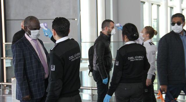 İstanbul Havalimanı'nda yeni önlemler