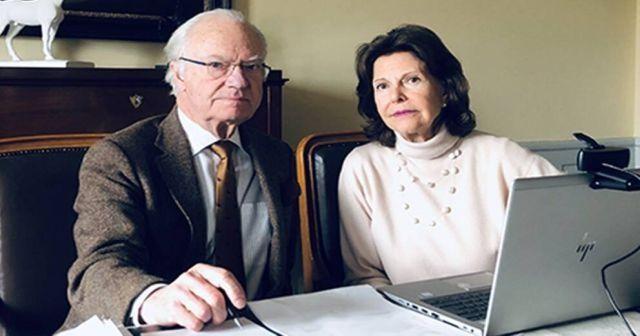 İsveç Kralı, Korona virüs endişesiyle Stockholm'den ayrıldı