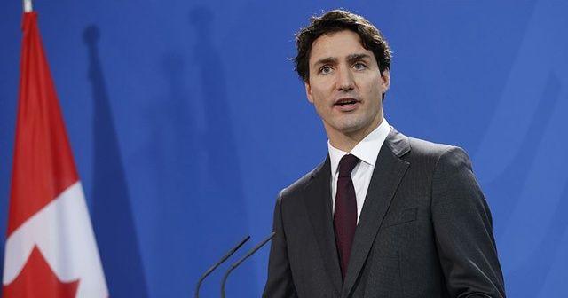 Kanada Başbakanı karantinada
