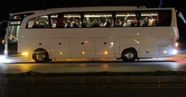 Karantina altındaki otobüs şoförünün tahlil sonucu belli oldu
