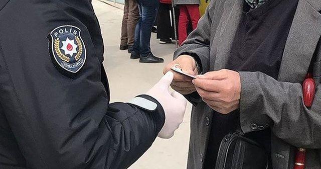 Kastamonu'da koronavirüs tedbirlerine uymayan 21 kişiye para cezası