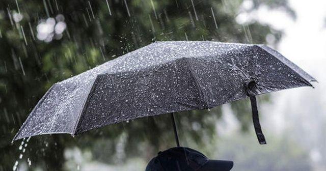 Meteoroloji'den sağanak yağış ve çığ uyarısı