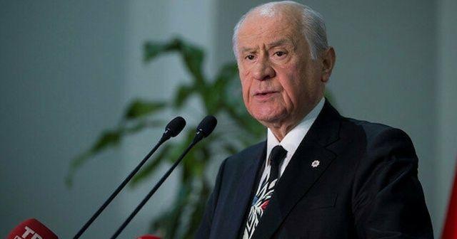 MHP Genel Başkanı Bahçeli: Korona musibetini yeneceğimizden hiç kimsenin şüphesi olmamalıdır