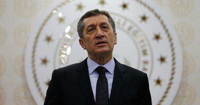 Milli Eğitim Bakanı Selçuk'tan tatil açıklaması