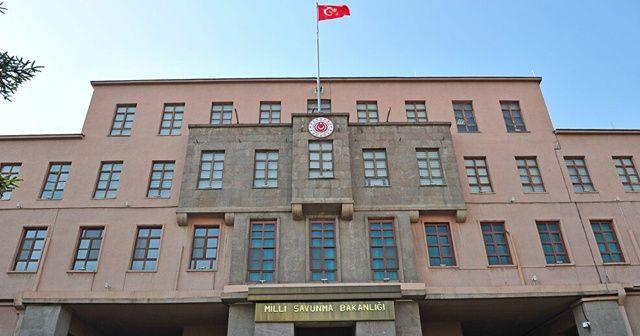 MSB: Irak'ın kuzeyinde 8 PKK'lı terörist etkisiz hale getirildi