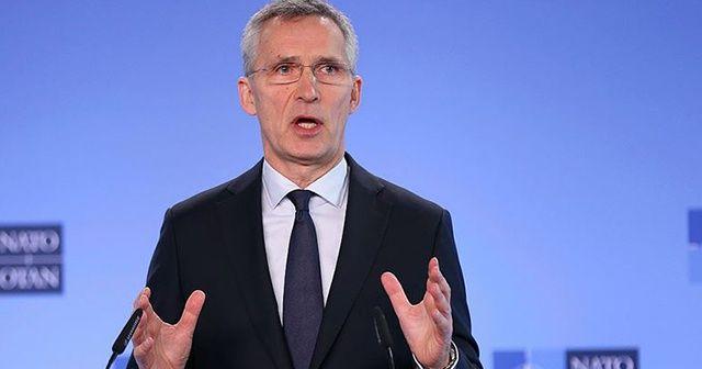 NATO Genel Sekreteri Stoltenberg: Suriye'deki soruna siyasi bir çözüm bulunmalı