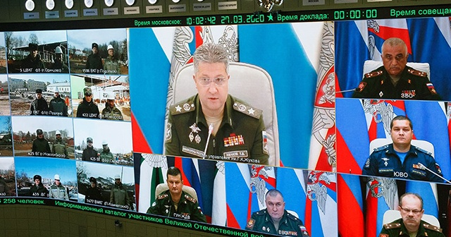 Rus ordusu 16 bölgeye hastane kuruyor