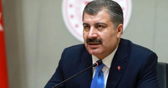 Sağlık Bakanı Koca: Koronavirüs tedavisi gören 2 hastamız taburcu oldu