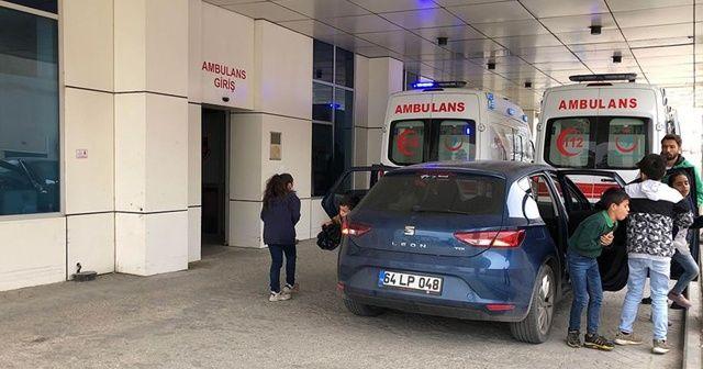 Tekirdağ'da 30 öğrenci gıda zehirlenmesi şüphesiyle hastaneye kaldırıldı