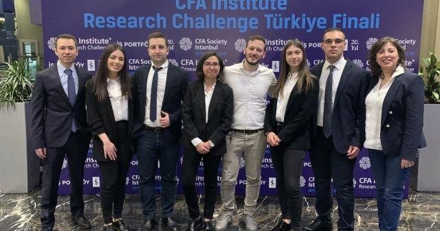 Türkiye'yi Özyeğin Üniversitesi öğrencileri temsil edecek