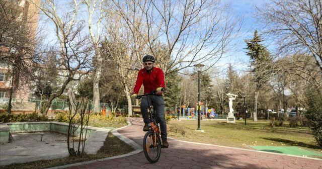 Ulaşımda Kovid-19'a karşı 'sosyal mesafe' için bisiklet önerisi