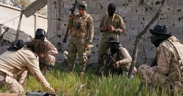 UMH'den Libya'da yeni hamle! Barış Fırtınası' operasyonu