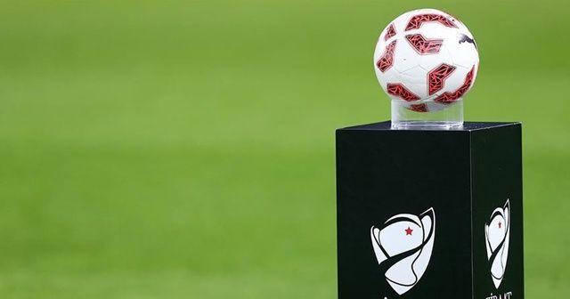 Ziraat Türkiye Kupası'nda yarı final ilk maçlarının hakemleri açıklandı