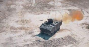 6 adet 'Kaplan STA' Kara Kuvvetleri'ne teslim edildi