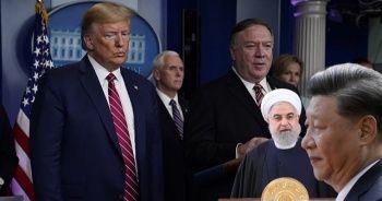 ABD'den Çin ve İran'a ağır suçlama: Salgının ciddiyetini sakladınız ve sorumluluktan kaçtınız!