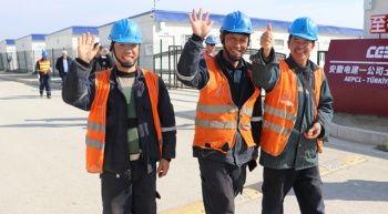 Çinliler Türkiye'de çalışma izninde ilk 10'da yer alıyor