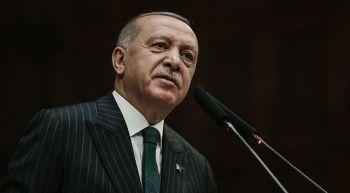 Cumhurbaşkanı Erdoğan'dan Dünya Nevruz Günü mesajı