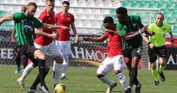 Denizlispor 3 puanı tek golle aldı