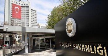 Dışişleri Bakanlığından Makedonya ve Arnavutluk'a AB tebriği