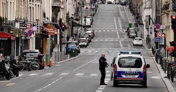 Fransa'da koronavirüsten ölenlerin sayısı 2 bin 606'ya yükseldi