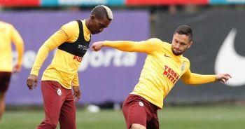 Galatasaray'da Sivasspor hazırlıkları sürüyor