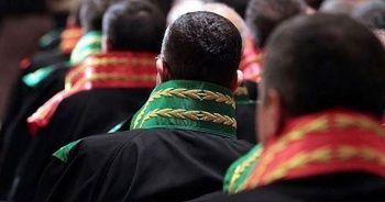 Hakim ve savcıların görevde yükselmeleri kararı