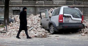 Hırvatistan'da deprem: 1 çocuk öldü