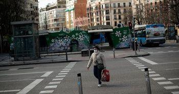 İspanya'da koronavirüs nedeniyle ölen sayısı 4 bin 89'a çıktı