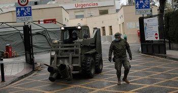 İspanya'da koronavirüs nedeniyle ölen sayısı 8 bin 189'a yükseldi