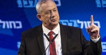 İsrail'de Meclis Başkanlığına Gantz seçildi