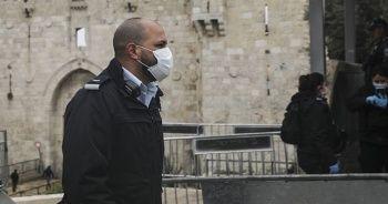 İsrail'de vaka sayısı 3 bin 500'e yaklaştı